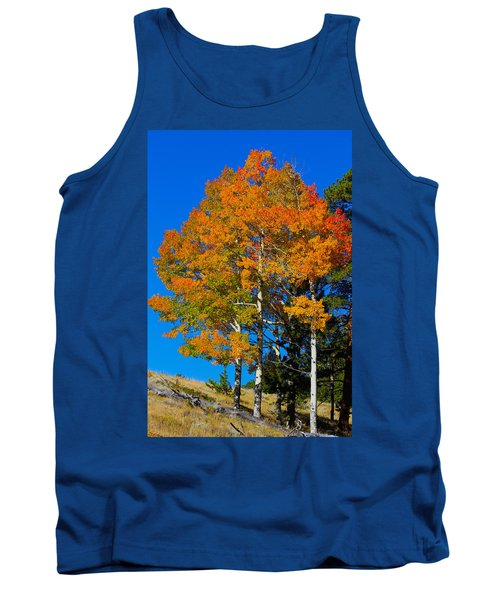 Colorado Aspens Tank Top