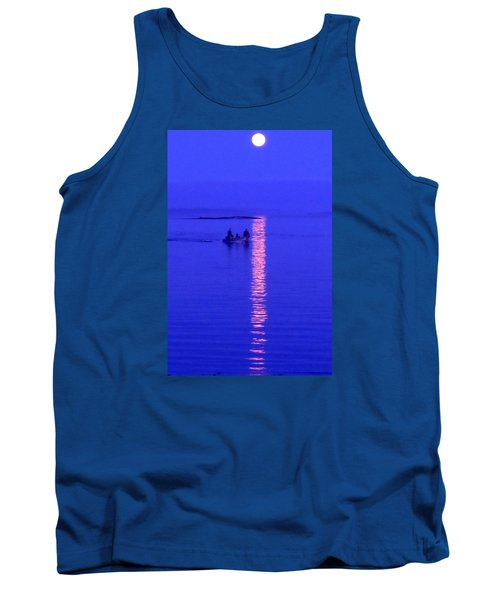 Tank Top featuring the photograph Coming Home by Francine Frank
