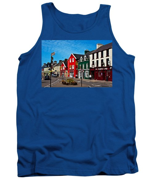 Dingle Bay Color Tank Top