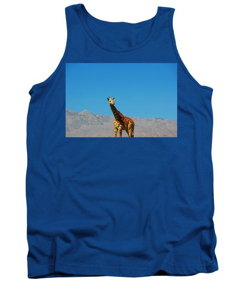 Far From Home Tank Top