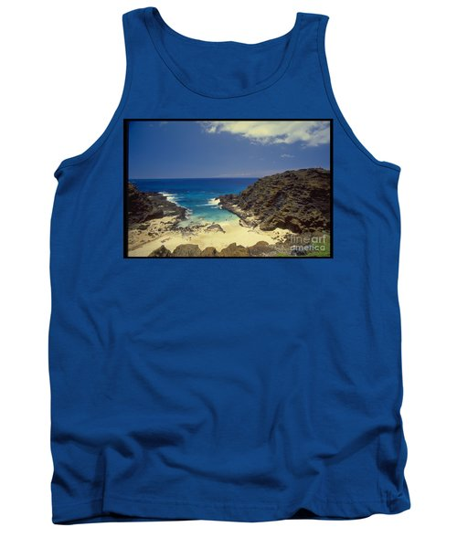 From Here To Eternity Beach Tank Top by Mark Gilman