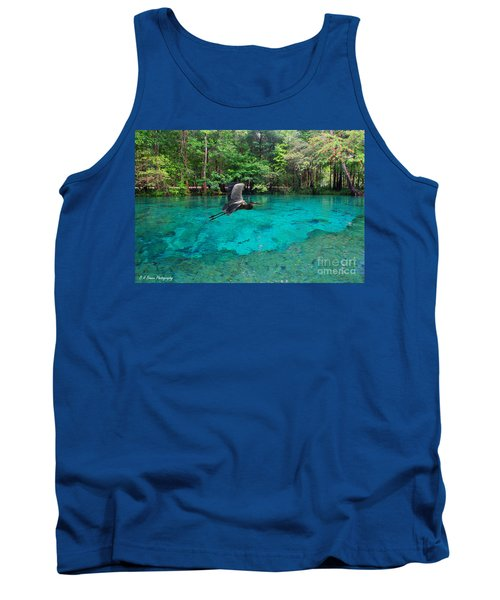 Ginnie Springs Tank Top