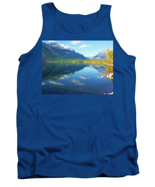 Glacier Park Magic Tank Top