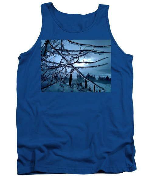 Tank Top featuring the photograph Illumination by Rory Sagner