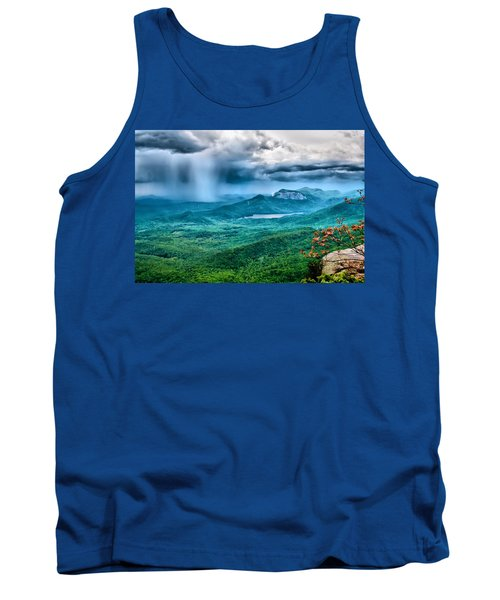 Incoming Storm Tank Top by Lynne Jenkins