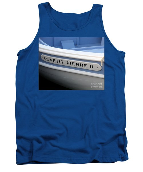Tank Top featuring the photograph Le Petit Pierre II by Lainie Wrightson