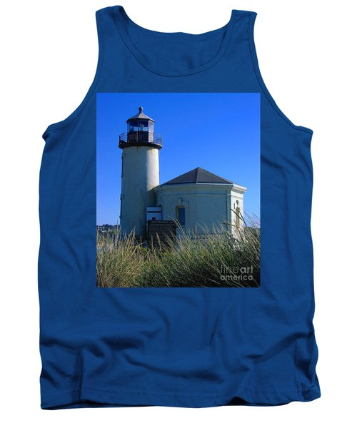 Tank Top featuring the photograph Lighthouse by Rory Sagner
