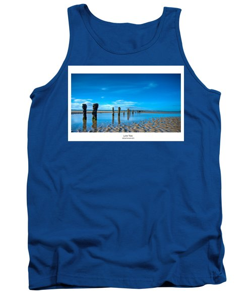 Low Tide Tank Top by Beverly Cash