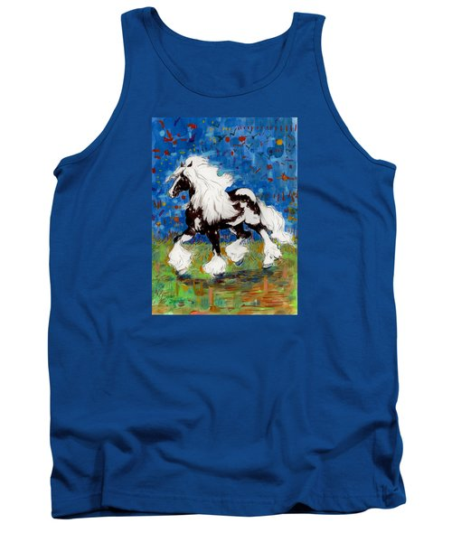 Majestic One Tank Top by Mary Armstrong