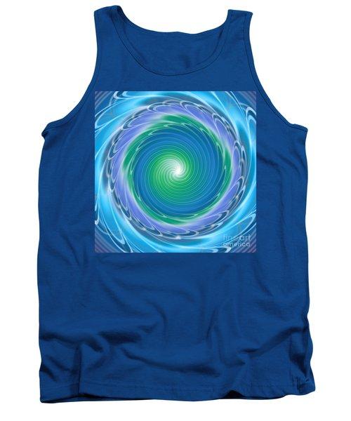 Mandala Spin Tank Top