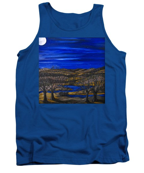 Moonlit Night Tank Top
