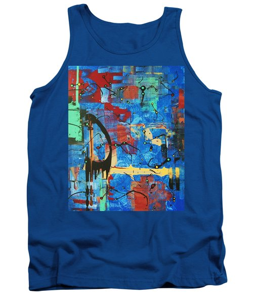 Norval Morrisseau On My Mind Tank Top
