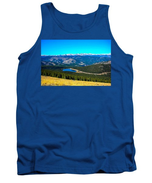 Tank Top featuring the photograph Paradise by Shannon Harrington