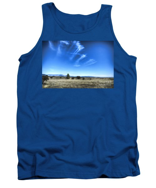 Point Of Pines - San Carlos Indian Reservation Tank Top