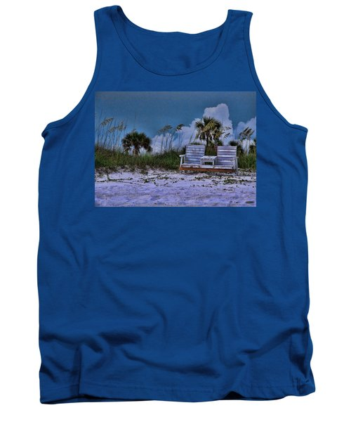 Seat On The Dunes Tank Top