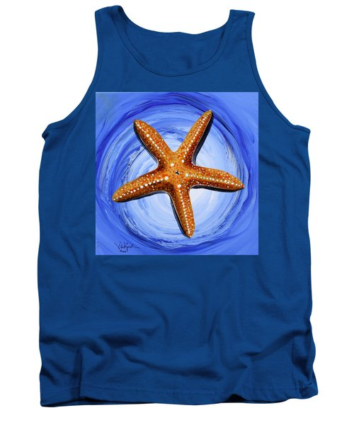 Star Of Mary Tank Top