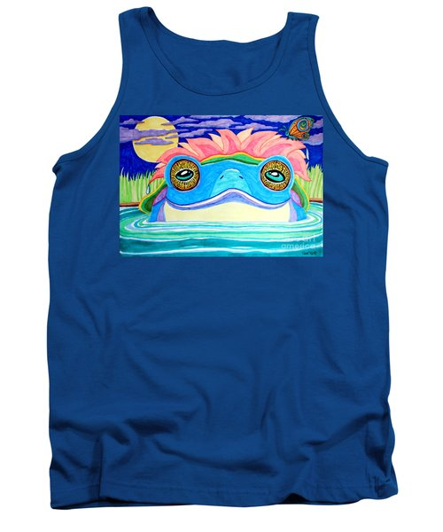 The Frog King Tank Top