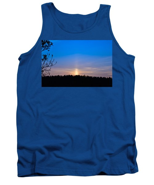 The Road To The Sky Tank Top