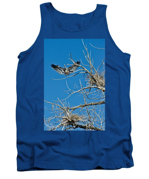 Time To Nest Tank Top
