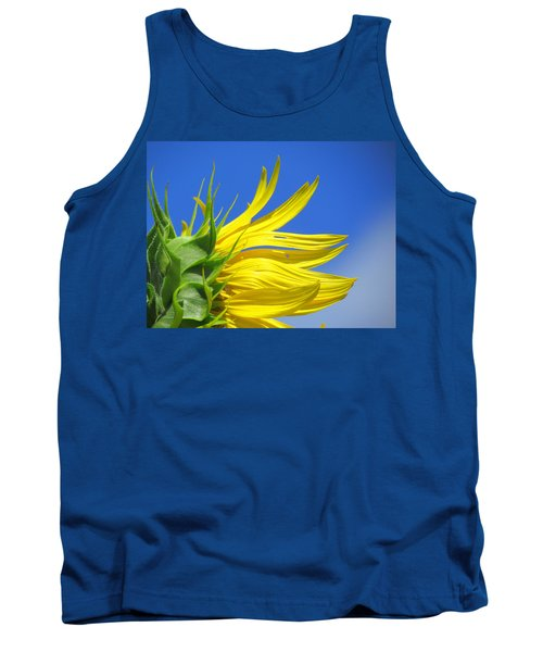 Waving Goodbye To Summer Tank Top