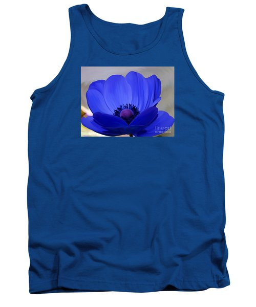 Windflower Tank Top by Patricia Griffin Brett