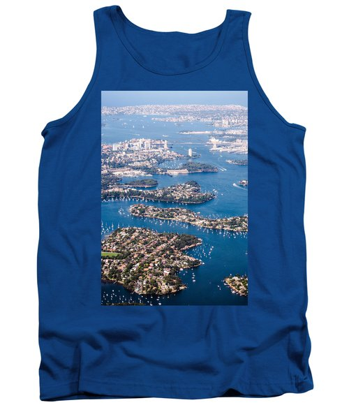Sydney Vibes Tank Top by Parker Cunningham