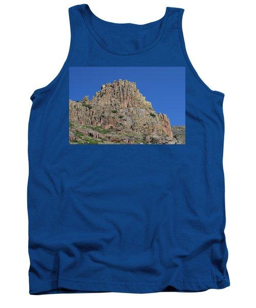Mountain Scenery Hwy 14 Co Tank Top