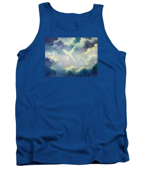 A Gift From Heaven Tank Top by Marina Petro