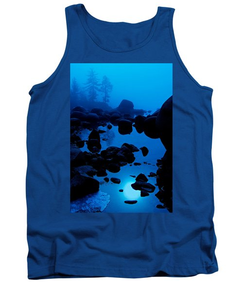 Arise From The Fog Tank Top by Sean Sarsfield