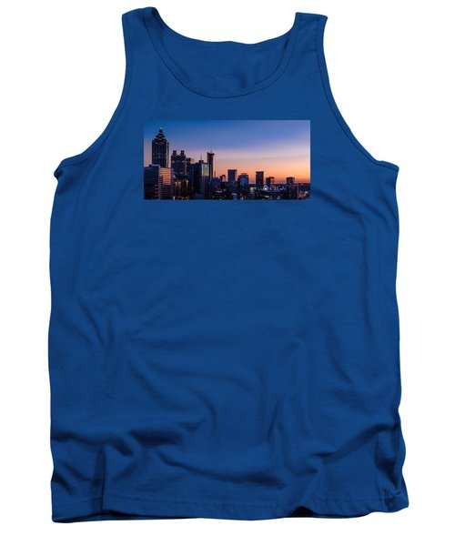 Atlanta Sunset Tank Top