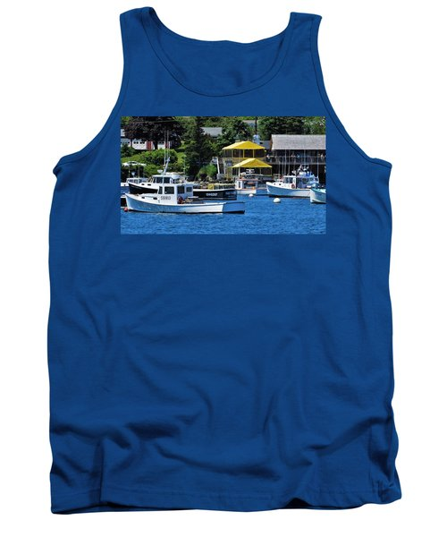 Bass Harbor Maine Tank Top
