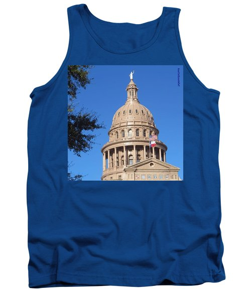 #bluesky And The Best #realestate In Tank Top