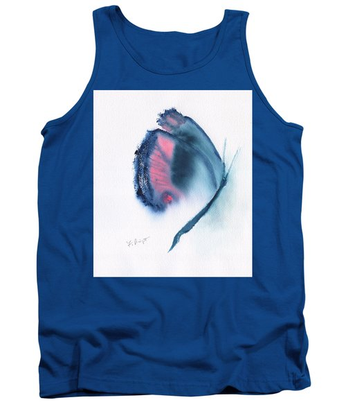 Butterfly Abstract 3 Tank Top