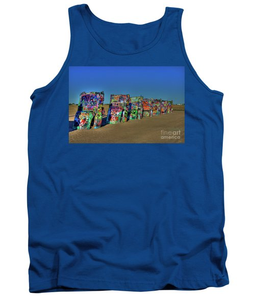 Cadillac Ranch 2 Tank Top