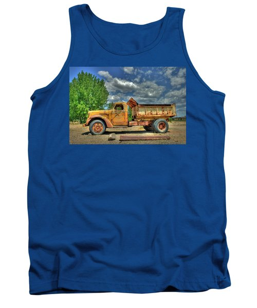 Canyon Concrete 2 Tank Top
