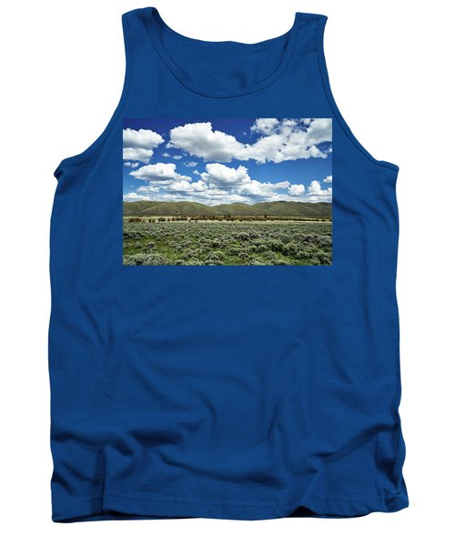 Colorado Vista Tank Top by L O C