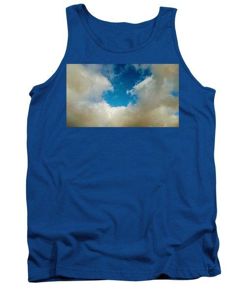 Heavenly Clouds Tank Top
