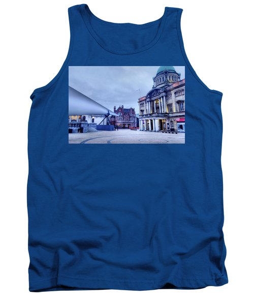 Hull Blade - City Of Culture 2017 Tank Top