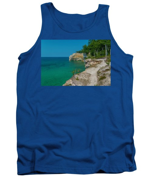 Indian Head  Tank Top