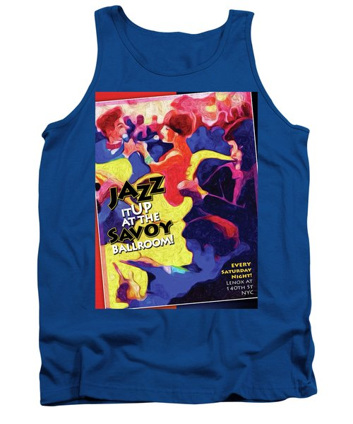 Jazz It Up Tank Top