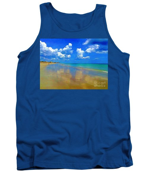 Jensen Beach  Tank Top