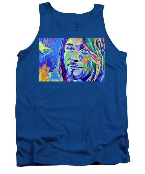 Kurt Cobain Tank Top