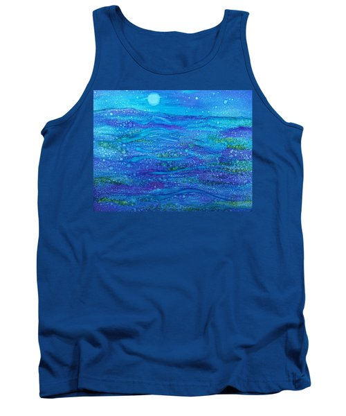Midnight Swim Tank Top