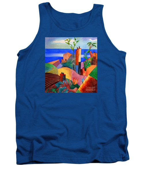 My Dream Vacation Tank Top
