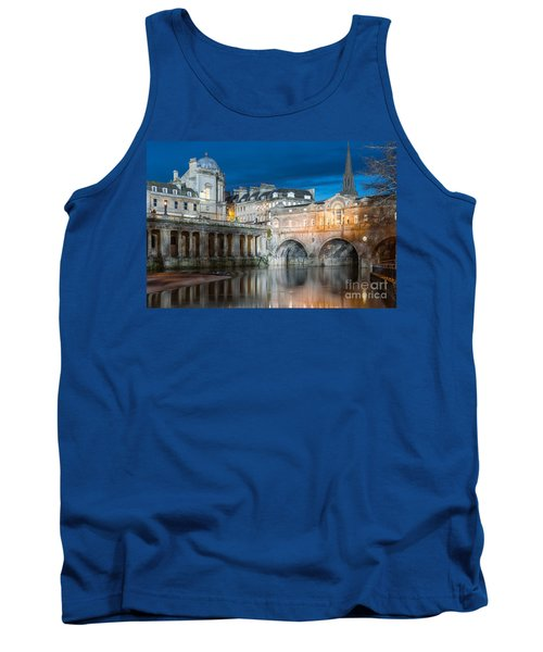 Pulteney Bridge, Bath Tank Top
