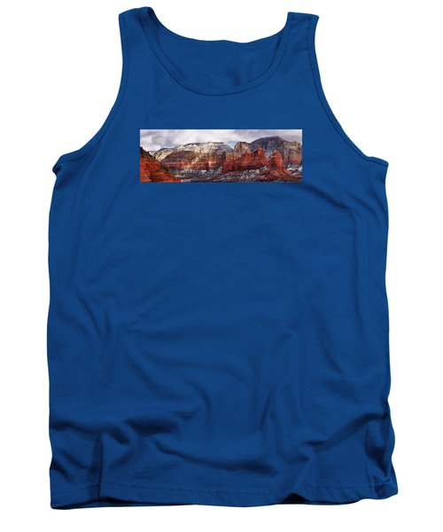 Red Rock Peaks Tank Top