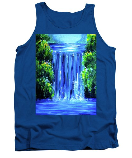 River Of Life Tank Top