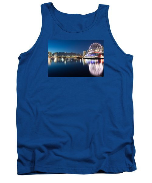 Science World Vancouver Tank Top by Sabine Edrissi