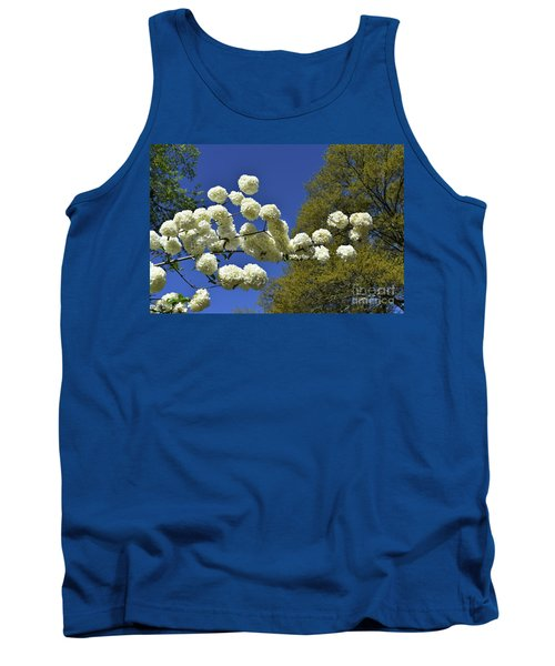 Tank Top featuring the photograph Snowballs by Skip Willits