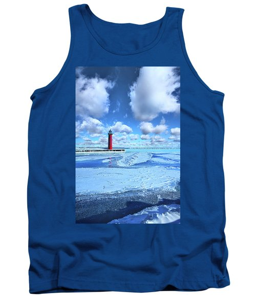 Tank Top featuring the photograph Steadfast by Phil Koch